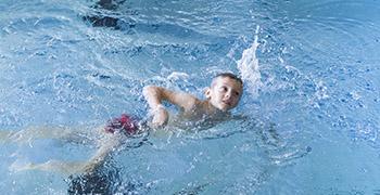 Ludinage Apprendre à nager